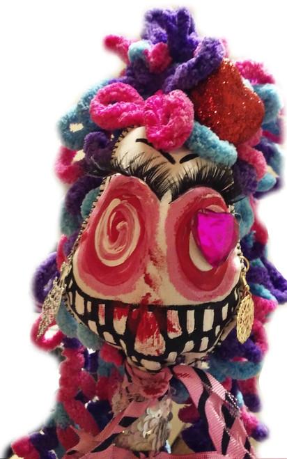 Voodoo Zombie Doll