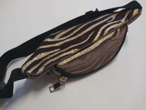 Animal Print Belt Bag/ Fanny Pack