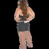 Mission Bay Swim Skirt - Black PWC Jetski Ride & Race Swimwear