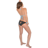 Mission Bay Bikini 2pc Set - Blue/Orange PWC Jetski Swimwear