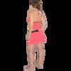 Brady Swim Skirt - Pink/Orange PWC Swimwear (Closeout - X-Large Only)
