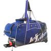 Day 10 Rolling Gear Bag Spike - Blue PWC Jetski Ride & Race Gear
