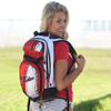 Spike Travel Backpack - Red PWC Jetski Ride & Race Gear