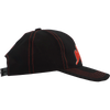Stacked Hat - Red PWC Jetski Ride & Race Accessories
