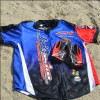 Spike GP-30 Gloves -  Red PWC Jetski Ride & Race Gear
