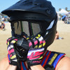 Scratch GP-30 Gloves - Yellow PWC Jetski Ride & Race Gear