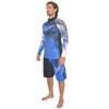 Rashguard Spike - Blue PWC Jet Ski (Clearance)