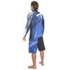 Rashguard Spike - Blue   Size Small Only   Clearance