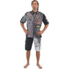 Men's Pit Shirt Spike Grey (Medium Only) Clearance