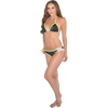 Mission Bay Triangle Bikini 2pc Set - Neon Yellow/Green