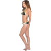 Mission Bay Triangle Bikini 2pc Set - Neon Yellow/Green (Small Only)