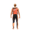 UR-20 Spike Vest -  Neon Orange  | Youth Size XS | Closeout