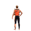 RS-18P Side Entry Impact Vest | Neon Orange | Customization Option | PWC Jetski