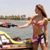 Sharpened Ladies Shorts - Pink | Online Limited Edition | PWC Jetski Ride & Race Apparel