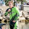 Sharpened Green Wetsuit | 2 Piece Set | John & Jacket | PWC Jet Ski Ride & Race