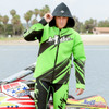 Sharpened Tour Coat - Green PWC Jetski Ride & Race Gear