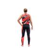 USCG Sharpened Red | Customization Option | Side-Entry Vest PWC Jetski Race