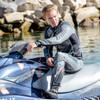Sharpened Grey Wetsuit | 2 Piece Set | John & Jacket | Closeout Limited Sizes