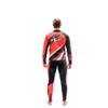 Sharpened Red Wetsuit | 2 Piece Set | John & Jacket | Closeout