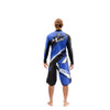 Rashguard Sharpened Blue - PWC Jetski Ride & Race Apparel