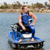 RS-18P Side Entry Impact Vest | Blue | Customization Option | PWC Jet Ski