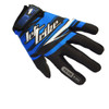 Race Skin PWC Gloves - Blue Jetski Ride & Race Gear