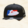 League Air Sitdown Flat Brim Hat PWC Jetski Ride & Race Accessories