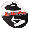 Acrylic Jettribe Icon Circle Logo Sign