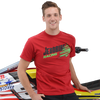 Holiday Chirstmas Tee Jettribe Racing