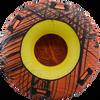 Display Clearance - Donut Towable | 1 Person | Spike Orange | Inflatable Tube PWC Jetski