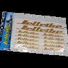 GOLD - PLOTTER CUT DECAL