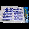 BLUE - PLOTTER CUT DECAL