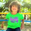 NEW Comix Kid's T-Shirt | Green | Sneak Peek 2021 for Jettribe Fans