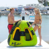 Triangle Towable | 2 Person | Hyper Green | PWC Jetski Inflatable