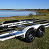 4 Place | JTR Personal Watercraft PWC Trailer | Sitdown / Stand-Up | American Steel
