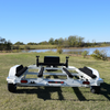 JTR Roadmaster PWC Trailer | 3 Place Sitdown / Stand-Up | American Steel