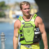 RS-25P Side Entry Impact Vest | Green | Customization Option | PWC Jet Ski Ride & Race