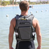 RS-25P Side Entry Impact Vest | Grey | Customization Option | PWC Jet Ski Ride & Race