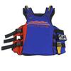 UR-20P Team Rider Vest | Blue/Red | Comfort EVA Foam | (Sample)