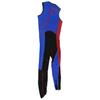 Sample - Team Rider Wetsuit John | Blue / Red | Sleeveless One Piece