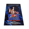 Director Signed Hot Water Poster & Blu-Ray DVD Set | Official Merchandise