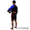 Model Wearing Inner Shield Shorts