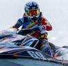 UR-20 Scratch Side Entry Race Vest Yellow PWC Jetski