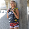 UR-20 Scratch Vest | Grey | Comfort EVA Foam | PWC Jetski Ride & Race Gear