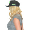 Icon Hat Black/Green PWC Jetski Ride & Race Jet Ski Accessories