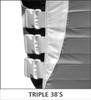 USCG Shattered Red Side-Entry Vest PWC Jetski Ride & Race