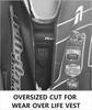 Tour Coat Shattered Moto Tour Jacket Grey PWC Jetski Ride & Race