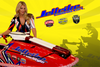 Poster of Jettribe Hottie / Model Bradi Jetski PWC Ride & Race