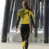 Spike Wetsuit Yellow PWC Jet Ski Ride & Race Freestyle