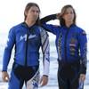 Spike Wetsuit Blue PWC Jet Ski Ride & Race Freestyle
